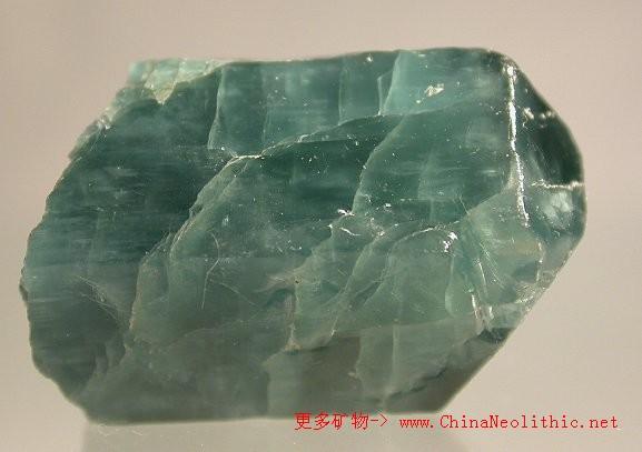 绿色晶体_磷灰石-Apatite-矿物图片-矿物百科-中国新石器 - 矿物晶体-矿物 ...